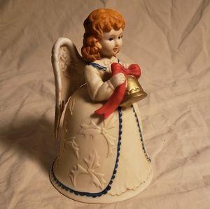 Vintage Homco Angel Bell